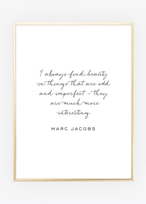 Poster Store - Marc Jacobs Poster