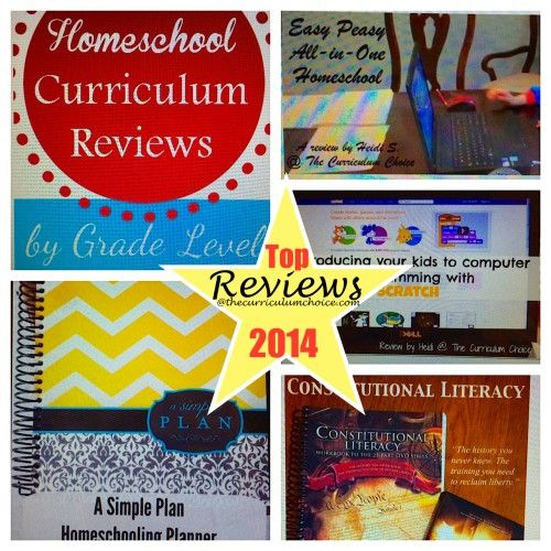 We recently shared 100 Top Homeschool Curriculum Reviews here at The Curriculum Choice. That was an amazing list of the reviews viewed the most – of all time. Today, we are reflecting on the past year with gratitude for you, our readers! And we share with you the Top Homeschool Curriculum Reviews