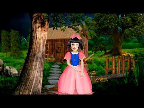 Blancanieves y los siete (7) enanitos. Video Cuento Infantil en Español - YouTube