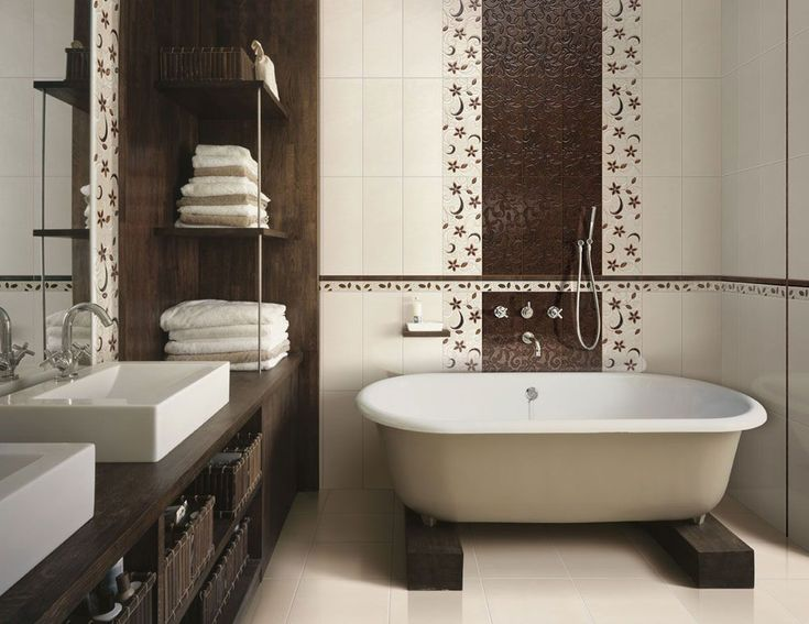 Classic Bathroom Interior Design Examples That Stand Out (19)