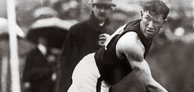 Why Are Jim Thorpe's Olympic Records Still Not Recognized?    100 years ago, Jim Thorpe became the greatest American Olympian of all time, but not if you ask the IOC    photo: Jim Thorpe 1912 Stockholm Games
