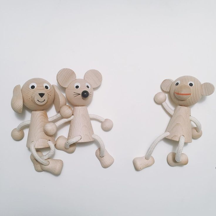 """who's the new guy?"" That my dear friends is a new addition to the gang - monkey. I would bet there are a few cheeky monkeys out there. 🙈  #onlinestore #instamum #newbaby #nursery #onlineshopping #woodentoys #cheekymonkey #newmum #newmom #nurseryinspo"