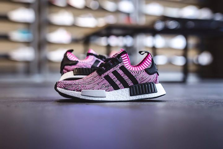 """adidas NMD_R1 """"Essential Pink"""" (BB2364)  kup teraz: http://bit.ly/2rjLDtD"""