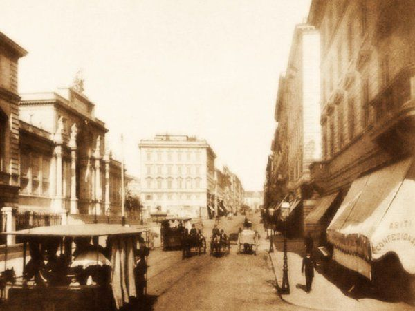 #Roma, 01 Giugno 1889, lo #sciopero degli #Omnibus