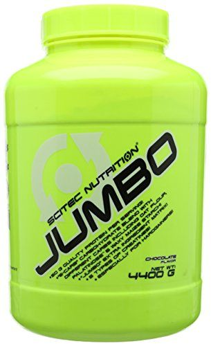 From 8.95:Scitec Nutrition Jumbo Mass Gainer 4400g Chocolate