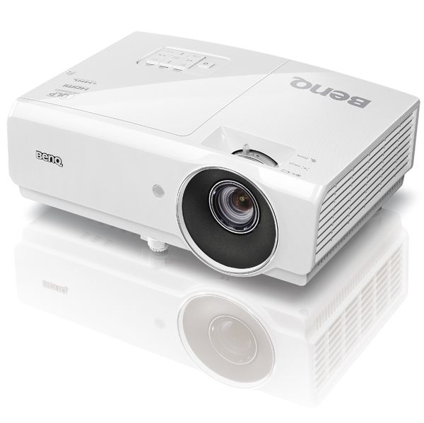 The M7 Series has three home theater projector options with up to 4,200 ANSI lumens of brightness.