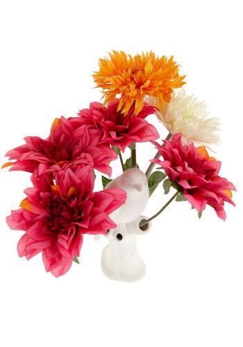 Bird and Blossom Vase, #ModClothBlossoms Vases, Bathroom Bedrooms Decor, Birds Flower, Birds Vases, Flower Vases, Birds Songs, Birds Eye, Decorative Accessories, Decor Accessories