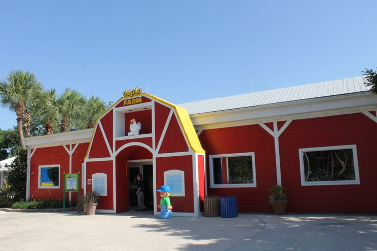 Duplo Farm LEGOLAND Florida