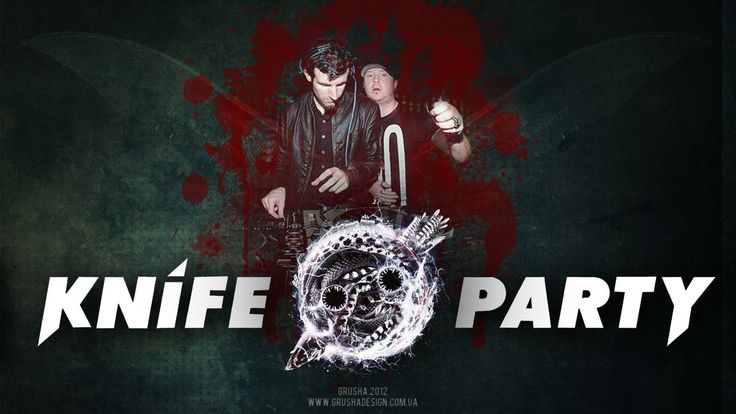 62 best images about Knife Party on Pinterest | Logos, EDC ...