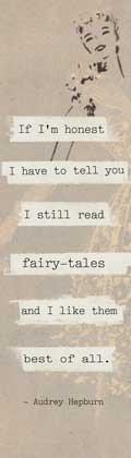 Fairytales: Audrey Hepburn