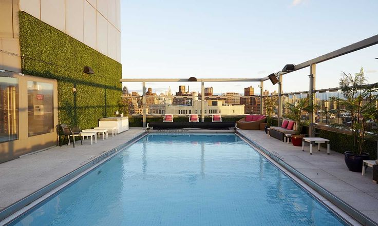 47 best gansevoort meatpacking nyc images on pinterest - New york hotels with rooftop swimming pools ...