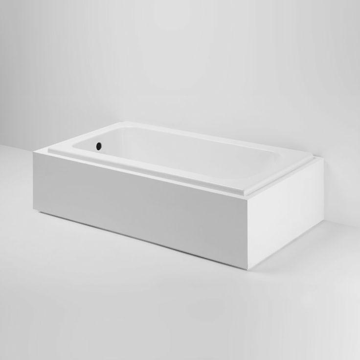 Drop in bathtubs and cast iron bathtub on pinterest