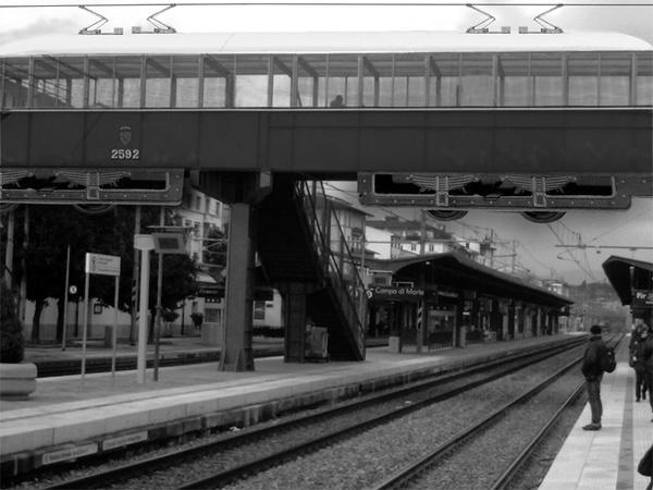 Combo Station - Stazione Campo di Marte Florence (Italy)