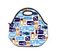 Fashion lunch bags insulation neoprene picnic bolsa feminina thermal bag lunchbox