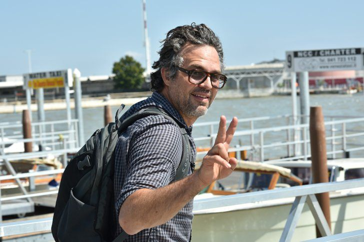 Pin for Later: All' der Hollywood Glamour beim Filmfest in Venedig Mark Ruffalo