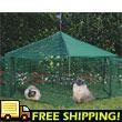 Outdoor Cat Enclosures - #outsidecathouse #outdoorcathouse #catoutsidehouse #cat #outside #outdoor #house #shelter #enclosure #run http://www.catbedandtoy.com/outdoorcathouse