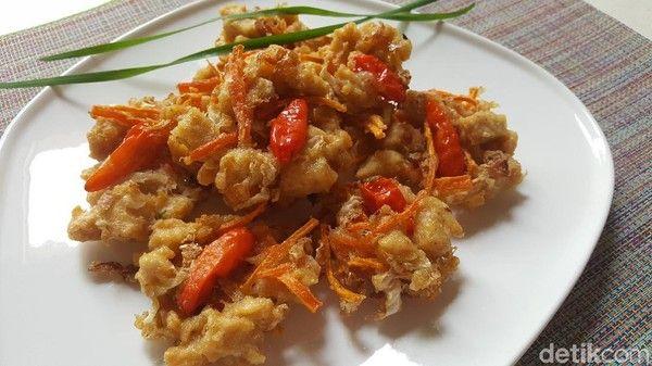 Foto Detikfood Makanan Resep Tempe