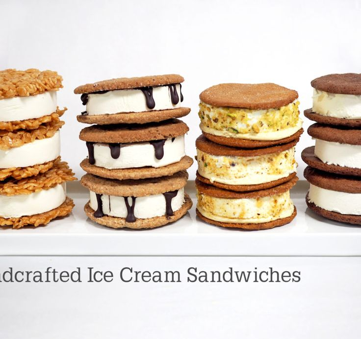 Modern Brooklyn bakery specializing in artisan cookies, gourmet ice cream sandwiches and delicious layer cakes. Available online for nationwide shipping.