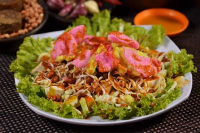 FOODS: FOOD AND DRINKS FROM DKI JAKARTA - INDONESIA