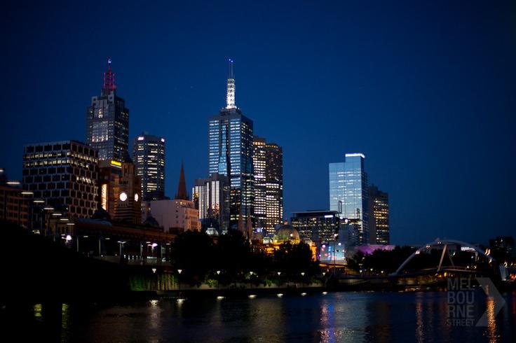 The Twilight Hour | MelbourneStreet | 11 Dec 2011