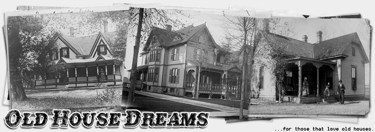 Old House Dreams - Old houses for sale! Browse 4500+ old homes to buy, dream about or be inspired by.