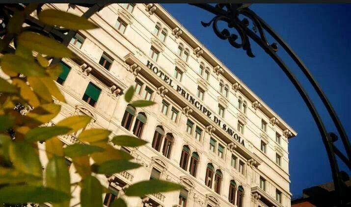 Principe di savoia -Milan