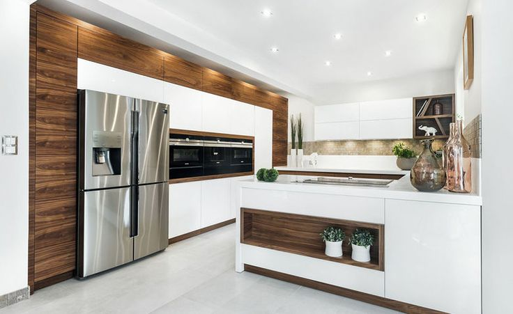 Fresh Trends For The Kitchen 2021: Color, Furniture And ...