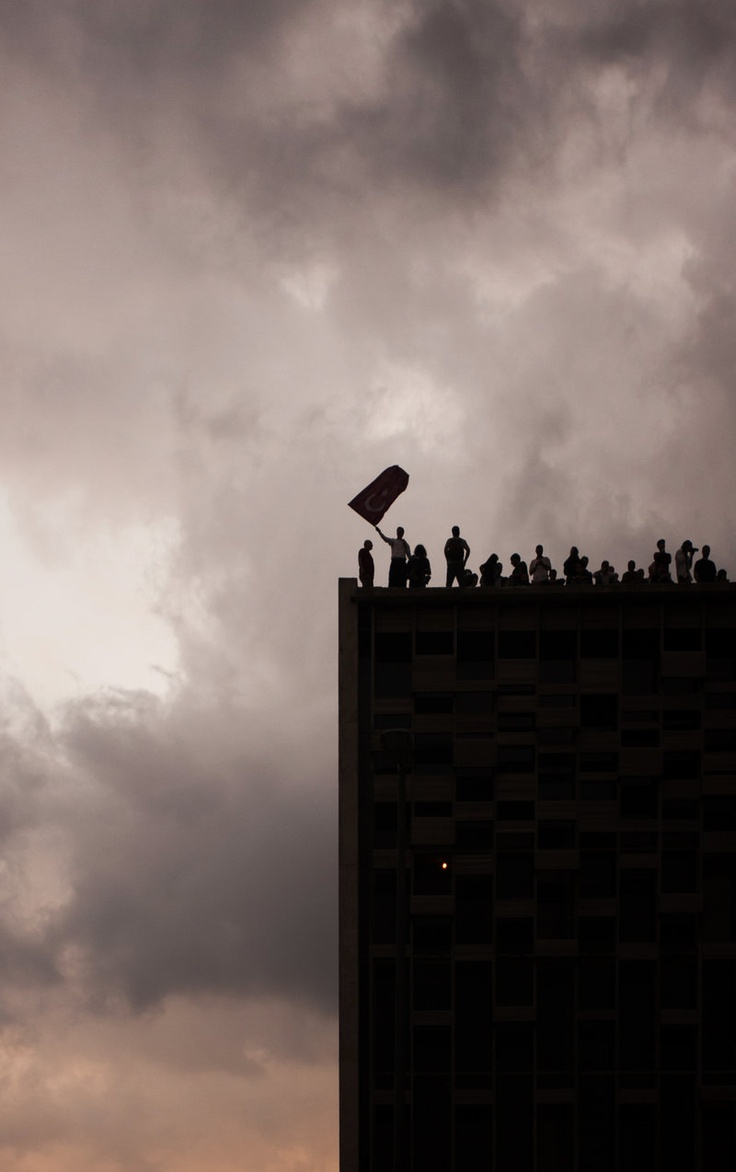 #occupygeziparki by onurkorkmaz.deviantart.com on @deviantART