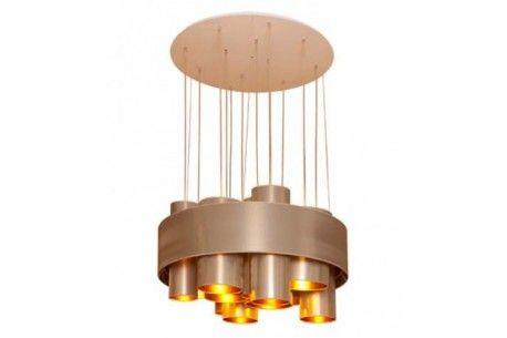 O lustră personalizabilă, care poate decora aproape orice încăpere. Un corp de iluminat special, care va deveni vedeta sufrageriei.