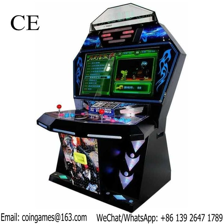 17760.00$  Buy here - http://ali5sk.worldwells.pw/go.php?t=32714679480 - [Include 645Xgames]2017 New High Quality Amusement Coin Operated Tekken Street Fighter Arcade Cabinet Video Game Machine