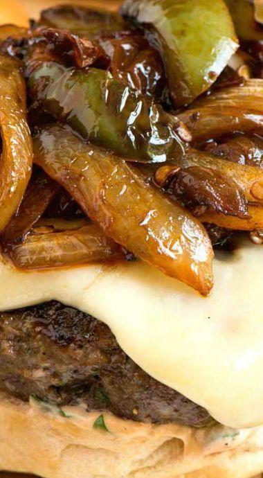 Grilled Southwest Burger
