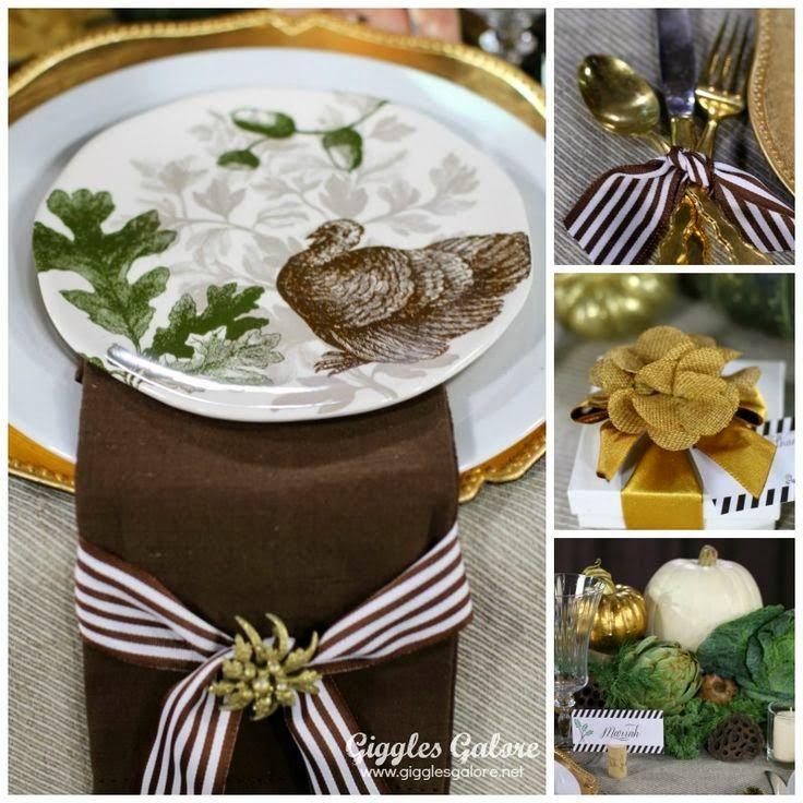 Thanksgiving Table Settings Pinterest: 15 Best Thanksgiving Table Setting Ideas Images On