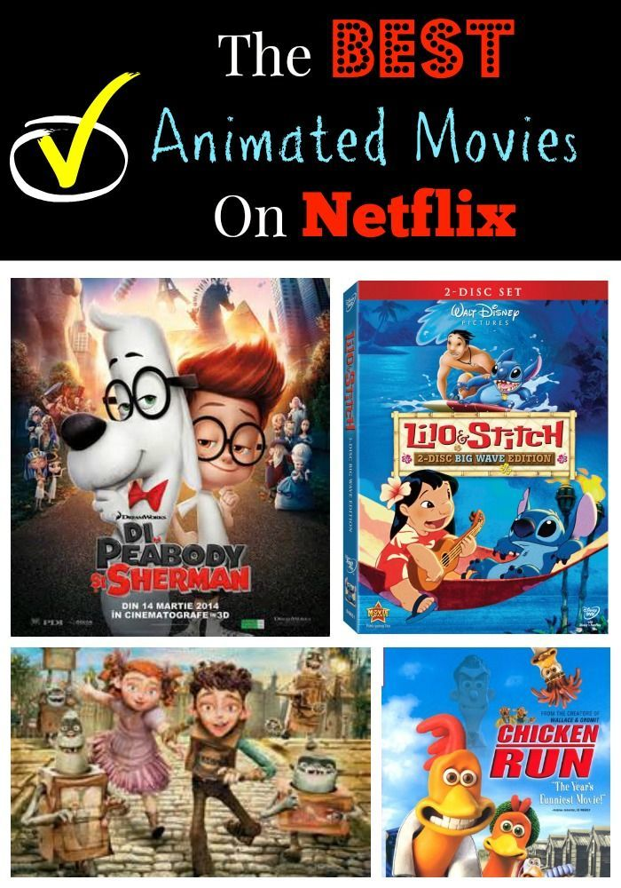 The Best Animated Movies On Netflix To Watch Now Best