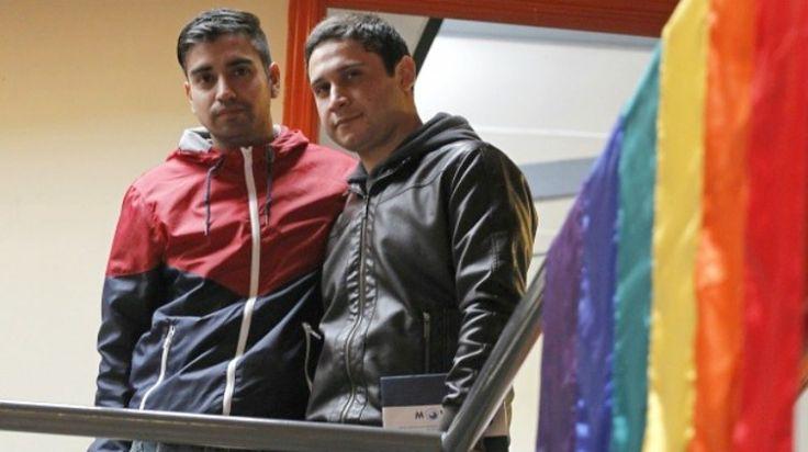 Por primera vez en Chile, un militar revela que es gay