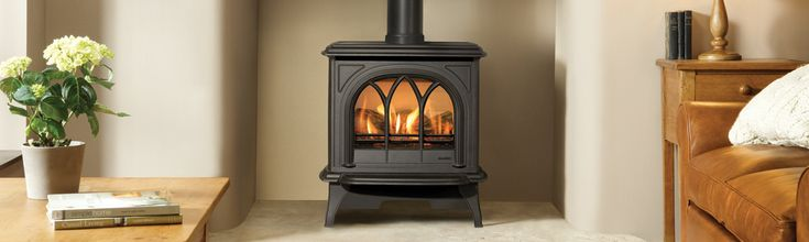 Creating a centrepiece in your home has never been easier with a Gazco gas stove. Inspired by its solid fuel counterpart, our selection of traditionally styled gas stoves are available in a range of sizes and fuel effects. These highly efficient gas stoves are available as manual control or can be upgraded to remote control versions giving you maximum enjoyment at the touch of a button.