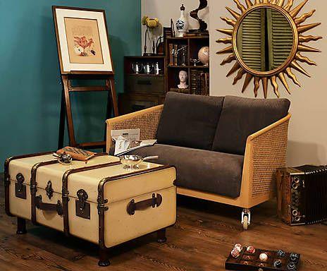 Salontafel koffer