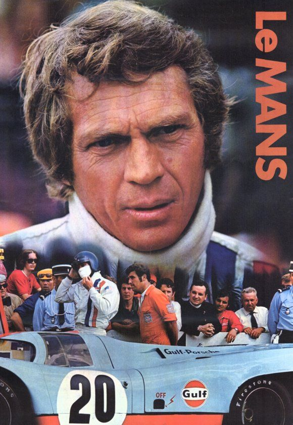 The best racing movie ever.  La mejor película de carreras de siempre.