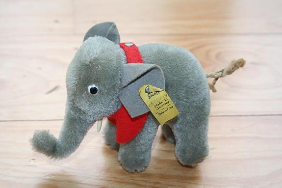 original+Steiff+Elefant