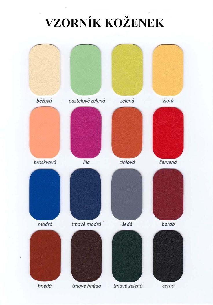 Koženka / METRÁŽ | Koženka černá | E-shop s ručními šitými výrobky, prodejem materiálů pro šití a návodů.