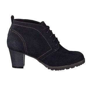 Cityline Women Schnürstiefeletten, schwarz