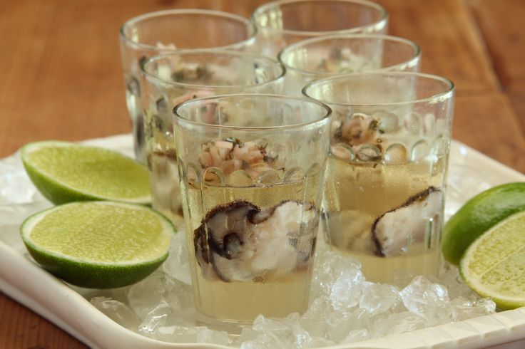 Oyster Shooter - Maggie Beer