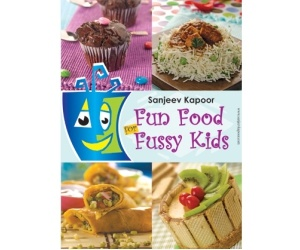 7 best sanjeev kapoor recipe books images on pinterest recipe fun food for fussy kids you will find feeding your fussy little darlings ever so easy with this cookery book which is filled with fun filled recipes meal forumfinder Image collections