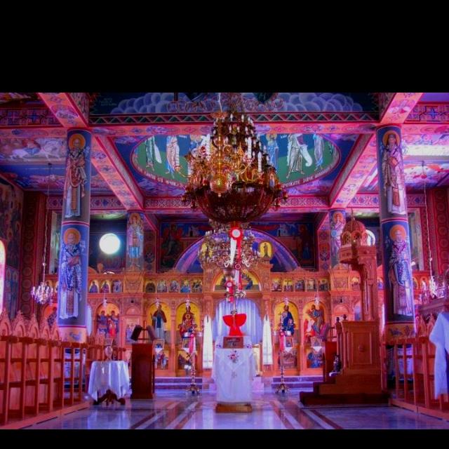 Greek orthodox church, Israel