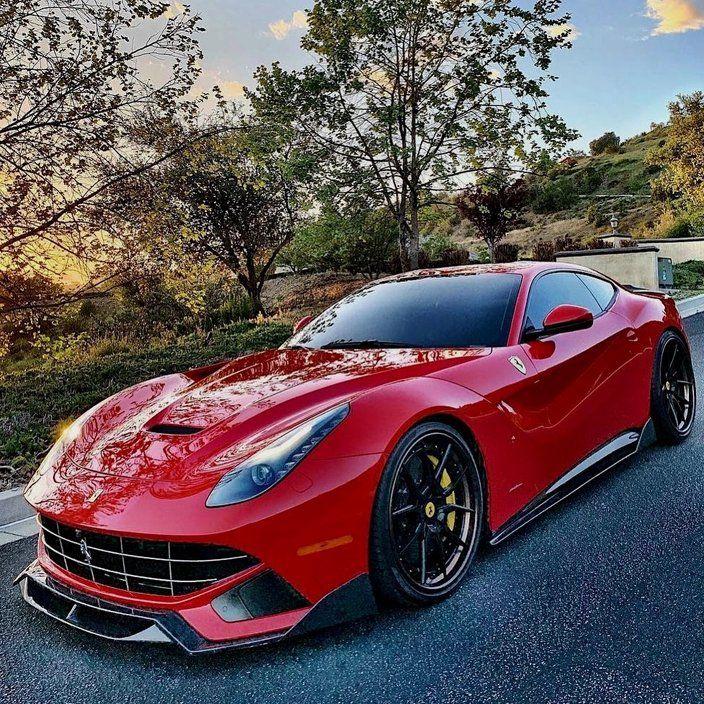Ferrari F12 Ferrari F12 Luxury Cars Ferrari F12berlinetta