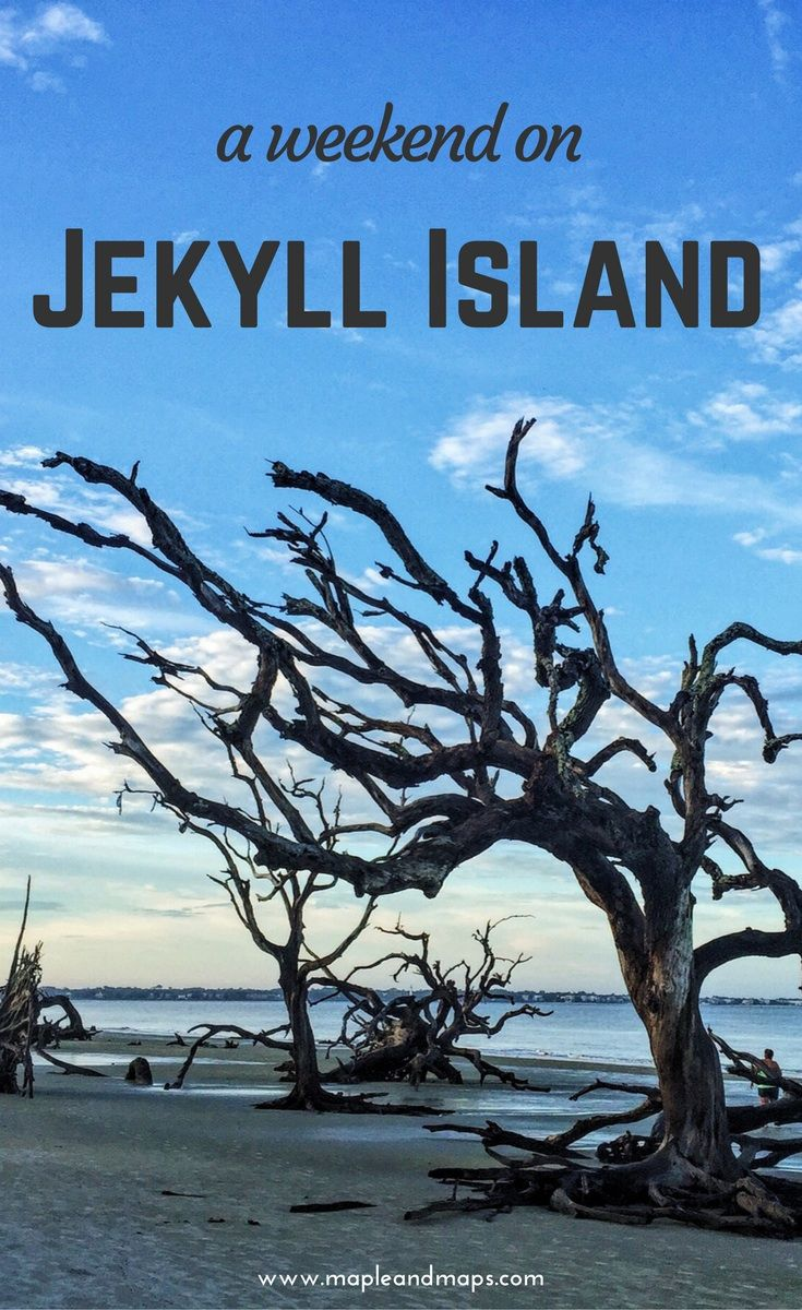 A budget guide to Jekyll, Island, Georgia.