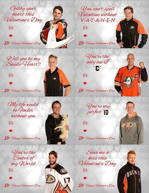 Anaheim Ducks Players.