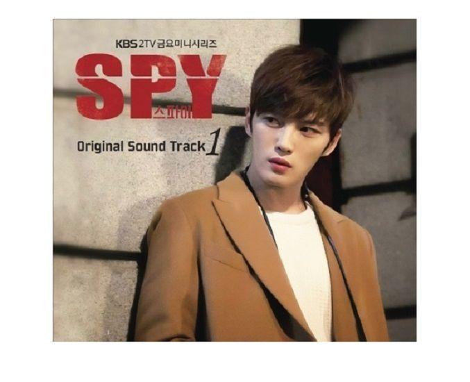 KBS TV Drama O.S.T - SPY (Digi Pack + 1 Photo + KIM JAE JOONG Drama Poster) NEW  Jaejoong! =)