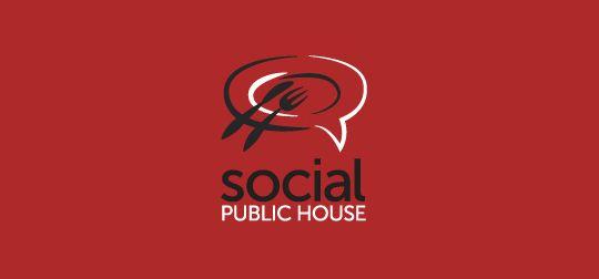 Spoon, Fork And Knife Inspired Logo: Logo Design, Knife Inspired, Logos Design, Cool Logo