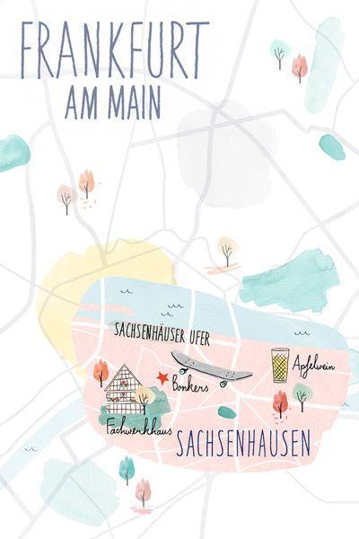 May, 2016//Frankfurt am Main: Shoppen, Ausgehen, Essen, Schlafen