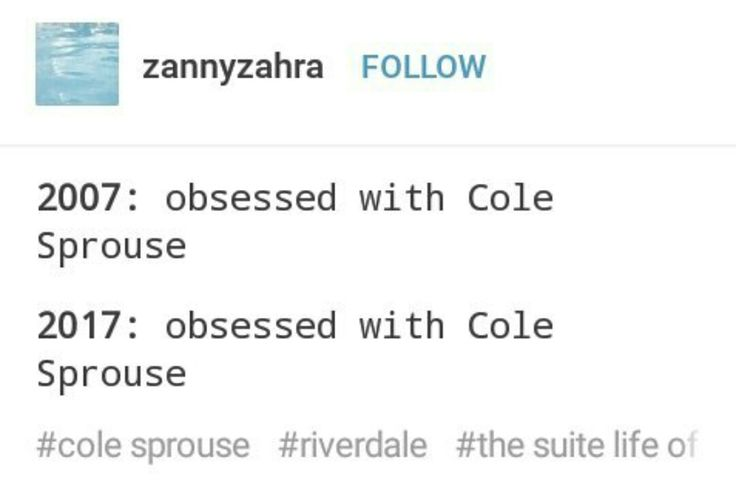 Zack and CODY and Riverdale  's Jughead